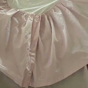 Simply Shabby Chic Pink Full/Queen Dust Ruffle